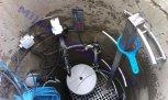 Odstranění železa, amonných iontů, změkčení vody a odstranění bakterií filtrem A35EXtreme+UV S8Q-Chr
