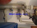 Odstranění tvrdosti vody, nadlimitního železa a manganu filtrem A35EXtreme standard-Plzeň
