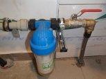 Odstranění železa a zákalu filtrem A80EXtreme-Nová Ves