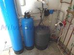 Zvýšení pH filtrem PA35pH a odstranění železa filtrem A60P300-Podvihov