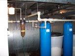 Změkčení vody dvojitým změkčovacím filtrem TWIN A300K-Praha