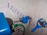 Změkčení vody změkčovacím filtrem A 35 K v kabinetovém provedení - Prasek