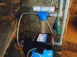 Změkčení vody a odstranění železa filtrem A35K standard - Kolné