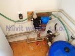 Změkčení vody filtrem A30K v kabinetovém provedení-Hradec Králové