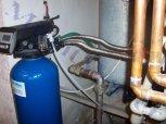 Změkčení vody změkčovacím filtrem A 60 K WG 5600 - Český Brod