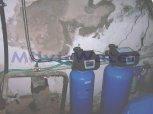 Odstranění tvrdosti vody a dusičnanů filtry A35K a A25AN-Brandýs nad Labem