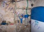Změkčení vody změkčovacím filtrem A 35 K v kabinetovém provedení - Pečky