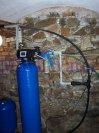 """Odželeznění filtrem A60P300 G1""""-Chlum u Třeboně"""