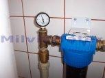 """Odstranění železa, manganu a tvrdosti vody filtrem A 35 EXtreme G1""""-Měřín"""