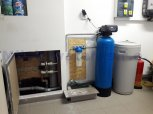 Změkčení vody filtrem A35K standard-Týnec nad Labem