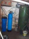 Změkčení vody změkčovacím filtrem A100K-Molitorov
