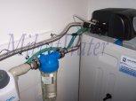 Změkčení a odstranění manganu filtrem A30K Slim a odstranění dusičnanů reverzní osmózou-Sojovice
