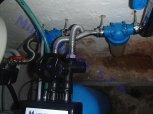 Odstranění železa a manganu filtrem A35EXtreme+odstranění bakterií UV lampou A5Q-Studený