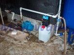 Dezinfekce vody dávkovacím čerpadlem ET 02/10-Soběhrdy
