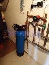 Změkčení vody změkčovacím filtrem A35K standard-Český Brod