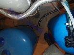 Odstranění kolísavého železa a manganu filtrem A35EXtreme standard-Křečovice