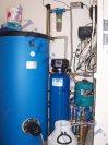 Odstranění železa odželezňovacím filtrem A 30 MTM a odstranění bakterií UV lampou - Dvůr Králové