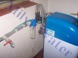 Změkčení vody filtrem A 35 K v kabinetovém provedení