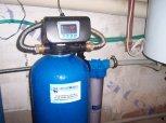 Odstranění železa, manganu, zákalu a barvy filtrem A 60D s ET