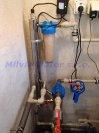 Odstranění železa filtrem A60P300-Malotice