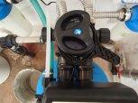 Změkčení vody, odstranění železa a bakterií filtrem A35K+UV LUXE12-Luže