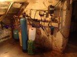 Změkčení vody a odstranění drobného železa filtrem A50K-Pňov