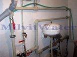 Odstranění železa, CHSK Mn a bakterií filtrační sestavou A35EXtreme s UV lampou - Stříbrná Skalice