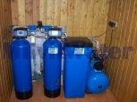 Odstranění železa filtrem A35D+ET a tvrdosti vody filtrem A35K - Hradec Králové