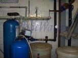 Změkčení vody dvojitým změkčovacím filtrem TWIN 250 K-Veselí nad Lužnicí