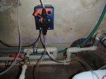 Snížení tvrdosti vody a dusičnanů filtrem A35K-AN+ET 02/06-Hlinsko v Čechách