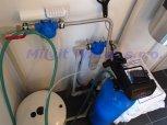 Odstranění železa, amonných iontů a tvrdosti vody filtrem A35EXtreme-AA standard-Choltice