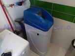 Změkčení vody filtrem A35K kabinet-Velvary