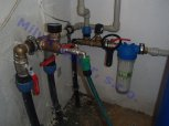 Odstranění železa a zákalu filtrem A120EXtreme - Hryzely