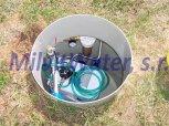 Odstranění železa a barvy filtrem PA 15 EXtreme kabinet-Kouřim