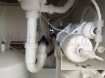 Odstranění dusičnanů a tvrdosti vody filtrem A35K-AN PLUS a chloridů RO do linky-Nová Ves I.