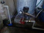 Úprava vody filtrem A35EXtreme+RO do linky+UV lampa SC12-Čeňovice