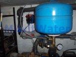 Odstranění bakterií dávkovacím čerpadlem - ET 02/06 a UV lampou - Čtyřkoly