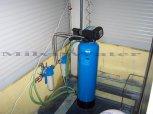 """Změkčení vody změkčovacím filtrem A 30 K Standard G1"""" - Pečky"""