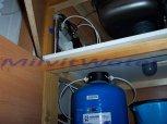 Celkové zlepšení kvality a chuti vody filtrem 10 UH bez automatiky+UV lampa-Kolín