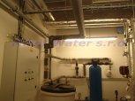 Změkčení vody filtrem A150K-Kolín