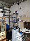 Změkčení a odstranění železa filtrem A35K v kabinetu a odstranění bakterií UV lampou-Zádveřice