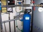 Změkčení a odmanganování vody filtrem A 60 K + UV- Český Brod