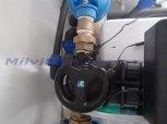 Změkčení vody filtrem A35K kabinet-Vinaře