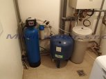 Změkčení vody a odstranění dusičnanů A35K-AN-Soběhrdy