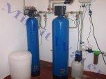 Odželezňovací a odmanganovací filtr A 100 D + ET a změkčovací filtr A 80 K - Pardubice
