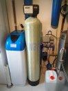 Zvýšení pH dávkovacím čerpadlem ET 02/10 impulsní s vodoměrem - Třebichovice