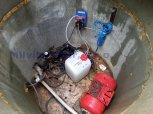 Dezinfekce vody dávkovacím čerpadlem ET-časové 02/06-Kouty nad Desnou