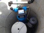 Odstranění nadlimitního železa, manganu a tvrdosti vody filtrem A35EXtreme-Vísky