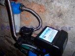 """Změkčení vody změkčovacím filtrem A 30 K G1"""" standard - Terešov"""