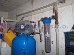 """Odstranění dusičnanů filtrem A200AN G1"""" - Třebonín"""